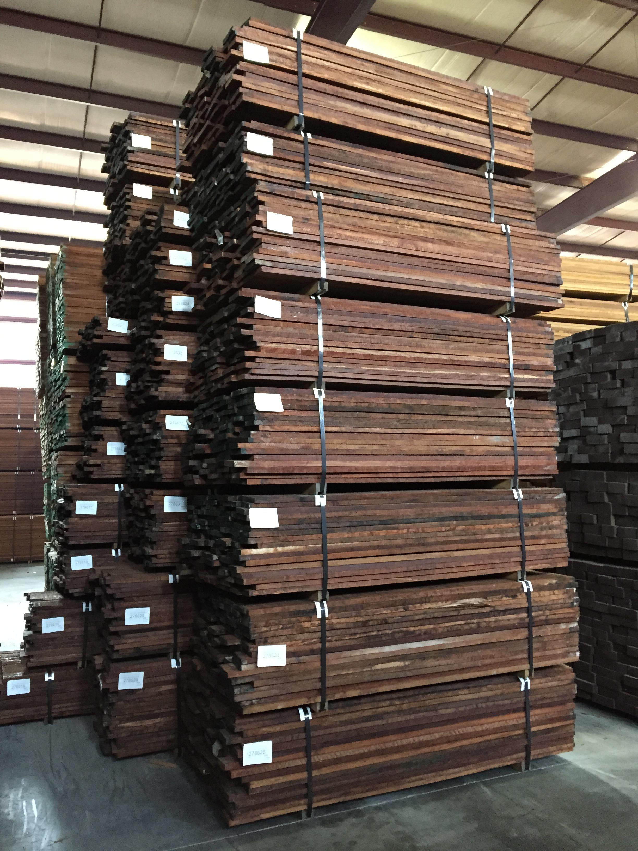 Hardwood lumber from american a few alternatives