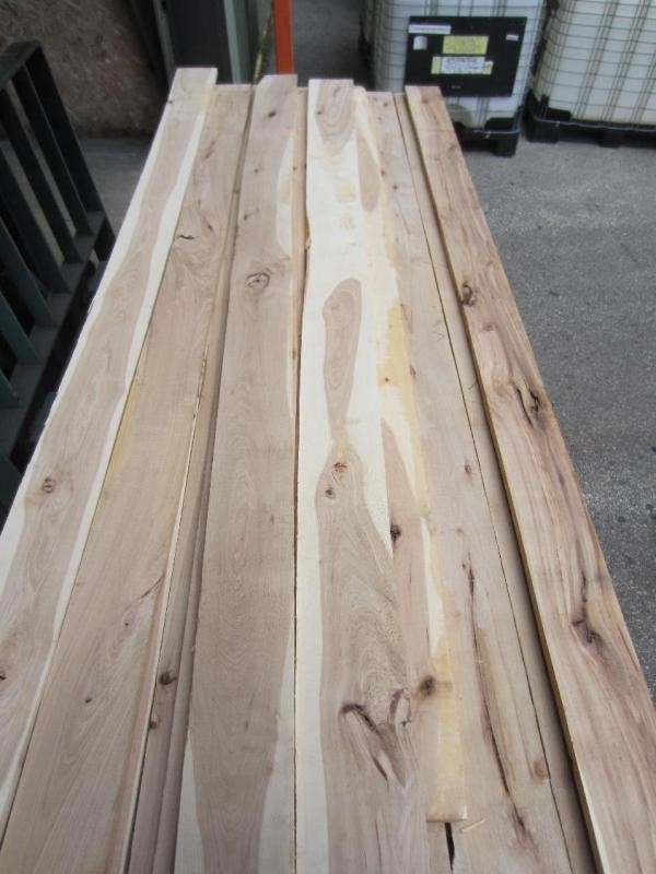 Hardwood Lumber From American Lumber Is Rustic Grade