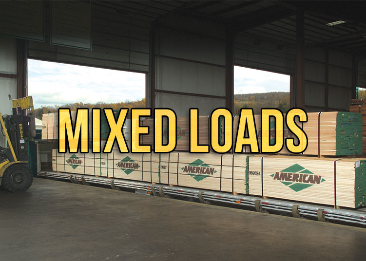 American Mixed Load