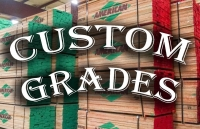 Custom Grades could be your key to greater yields.