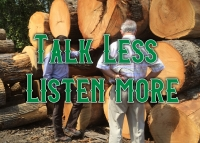 Talk Less, Listen More, For Successful Leadership