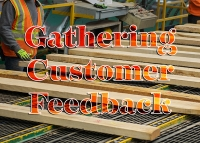 Gathering Customer Feedback